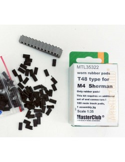 MasteClub MTL35139 Tracks for FV432 with undamaged rubber pads SCALE 1//35
