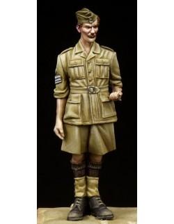 British NCO 'Sgt.Pepper' Western desert WW, (1 FIGURE), The Bodi, TB-35096, 1:35