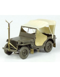 Conversion set for Willys jeep, The Bodi, TB-35077, 1:35