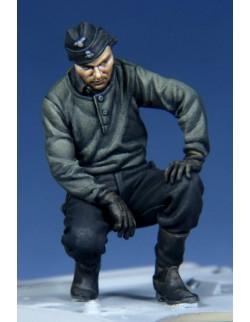German Panther crewman WW II SET 2 (1 FIGURE), The Bodi, TB-35135, SCALE 1:35