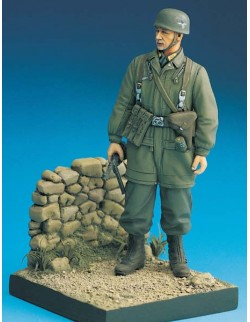 FALLSCHRMJAGER (CRETE 1941) W/BASE, Legend Production, 1:16