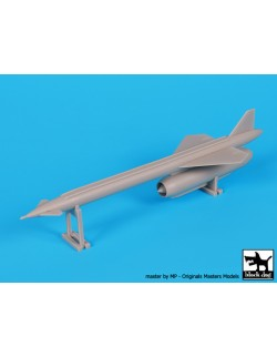 AGM-28  HOUND DOG, A72033, BLACK DOG, 1:72