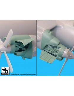 UP-3D Orion  2 Engines,  A72026,  BLACK DOG, 1:72