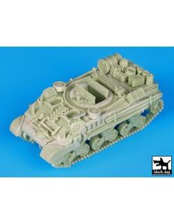 British  ARV Sherman complete kit T72041 , BLACK DOG, 1:72