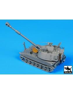 M 109 A2 complete kit  T72046 , BLACK DOG, 1:72