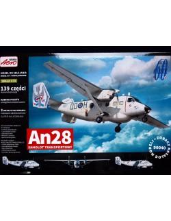 PZL An-28 BRYZA 1R(RAF COASTAL COMMAND & POLISH NAVY MKGS,AEROPLAST,90040, 1/72