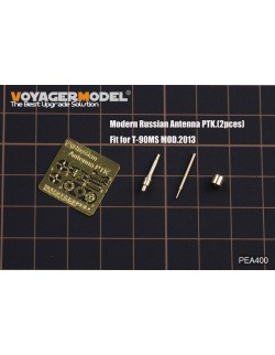 Modern Russian Antenna PTK (T-90MS 2013ver.), PEA400, 1:35, VOYAGERMODEL