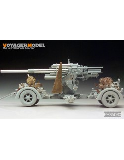 PE for WWII German 88mm Flak36 (For DRAGON), PE35060, VOYAGER