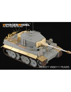 PE for WWII German Tiger I MID Production (For DRAGON), 35377, VOYAGERMODEL