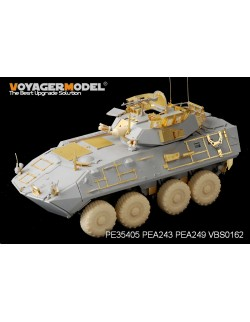 PE for USMC LAV-A2 basic (For TRUMPETER 01521) , 35405, VOYAGERMODEL 1/35