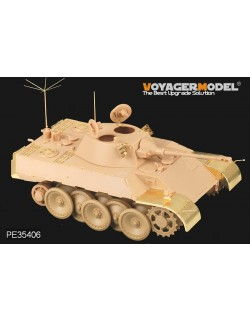 PE for German VK1602 Leopard (For hobby boss 82460) ,35406, VOYAGERMODEL 1/35