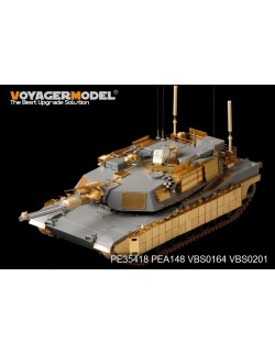 PE for Modern US M1A1 TUSK1 Abrams Basic (DRAGON), 35418, 1:35 VOYAGERMODEL