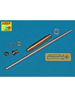 BARREL for BRITISH 17 pdr. A-T Mk I - for BRONCO Kit , ABER 35L113, 1:35