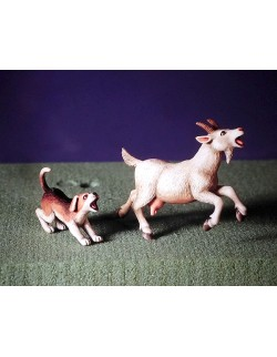DEF. MODEL, GOAT AND BEAGLE DO35A03, 1:35