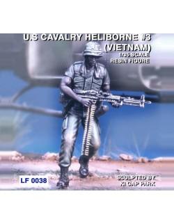 LEGEND PRODUCTION, LF0038, US Cavalry Heliborne 3 (Vietnam), 1:35