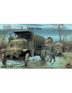 Mack AC Type TK3 Fuel Truck - EARLY , 72404 RPM ,SCALE 1/72