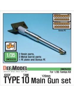 DEF. MODEL, JGSDF TYPE 10 Main Gun set (for Tamiya 1/35), DM35033,1:35