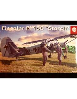 FIESELER FI-156 STORCH, ZTS PLASTYK , SCALE 1/72
