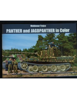 PANTHER AND JAGDPANTHER IN COLOR BY WALDEMAR TROJCA