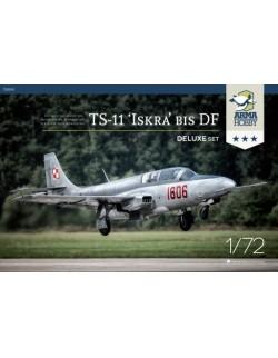 ARMA HOBBY, 70001, TS-11 Iskra bis DF - deluxe set, scale 1/72