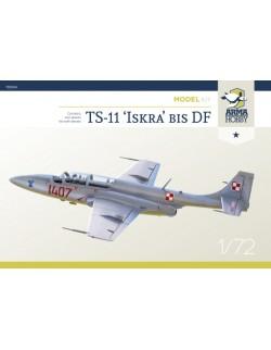 ARMA HOBBY, 70004 TS-11 Iskra Model Kit 1/72
