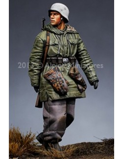 ,ALPINE MINIATURES 35151, WSS Grenadier, SCALE 1:35
