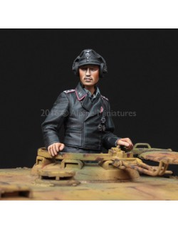 ,ALPINE MINIATURES 35223, WSS Tiger Commander,  SCALE 1:35