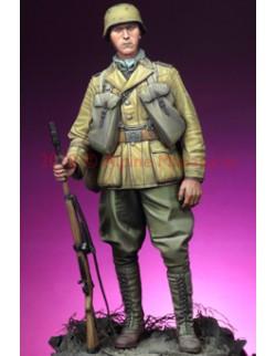 ALPINE MINIATURES 16017, Deutsche Afrika Korps Grenadier (1 figure), SCALE 1:16
