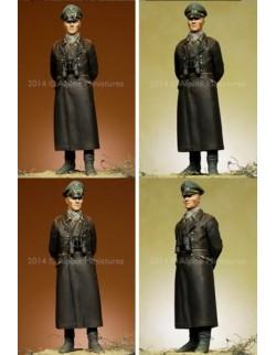 ALPINE MINIATURES 16024, Erwin Rommel (1 figure), SCALE 1:16