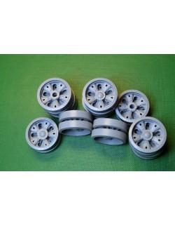 MINIARM 1:35, B35056,T-62 Road Wheels set, 20pcs-12 pcs with a standard hub & 8