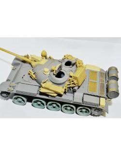 MINIARM 1:35, B35148, Conversion Т-55АД (metal gun barrel and PE parts included)