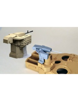 MINIARM 1:35, B35153, RCWS (Remote Controlled Weapon Station) with 6P49 KORD 12.