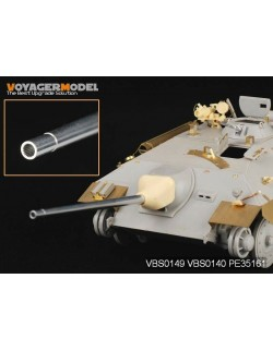 VBS0149, German Jagdpanzer family 75mm L/70 Barrel w/ mantlet, VOYAGERMODEL 1/35