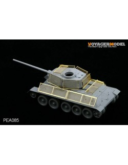 PEA085, Anti-Panzerfaust Shields used on T-34/85 Berlin Ofen , VOYAGERMODEL 1/35