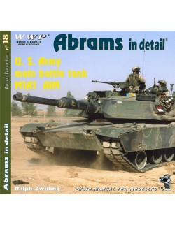 Abrams in detail, G018 WWP, Ralph Zwilling