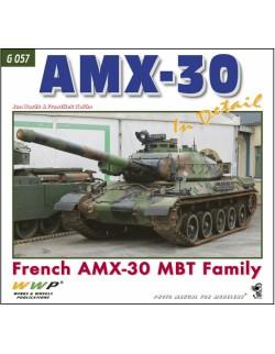 AMX-30 MBT Family in Detail, G057 WWP, Jan Horák a František Kořán