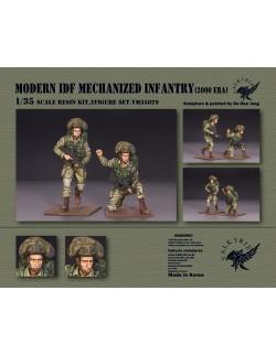 Valkyrie Miniature VM35028, Egyptian Army Commando RPG Gunners -1973 Oct war,1:35