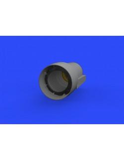 DETAILING SET FOR Crusader exhaust nozzle 1/48, Eduard 648302