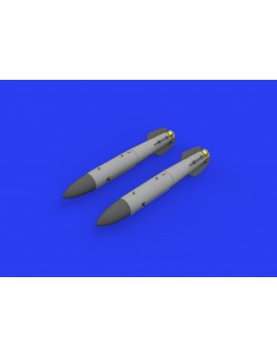 DETAILING SET FOR B43-0 Nuclear Weapon w/ SC43-3/ -6 tail assembly 1/48, Eduard 648459