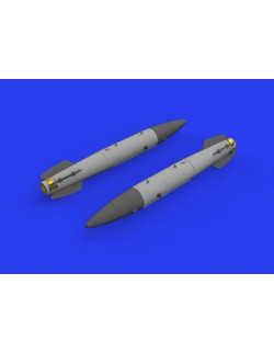 DETAILING SET FOR B43-1 Nuclear Weapon w/ SC43-3/ -6 tail assembly 1/48, Eduard 648460
