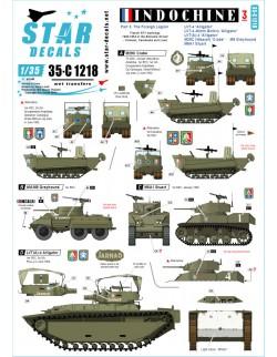Star Decal 35-C1215 German tanks in Norway & Finland SET NO  III Beute-Somua ta, 1/35