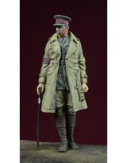 D-Day Miniature, 35121 – Arab Warrior, 1/35