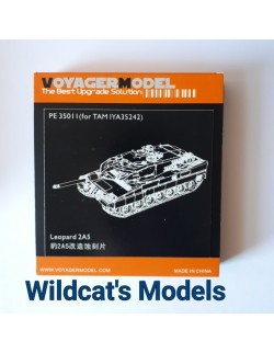 PE35011, Leopard 2A5 (For TAMIYA 35242) , VOYAGERMODEL 1/35