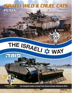 Israeli Wild & Cruel Cats Volume 2 PUMA - Part 2 - BY R.MANASHEROB, SABINGA MARTIN