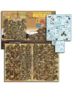 ECHELON FD AXT351037, Decals for 3. SS-Schw.Pz.Rgt. Tiger Is Kursk 1943 , 1/35