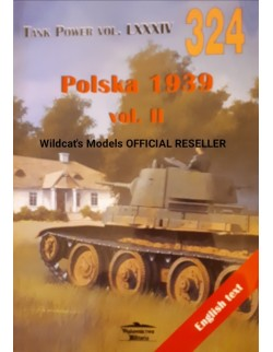 MILITARIA 451, TK-3/TKS (20mm) TKD/TKS-D BY JANUSZ LEDWOCH