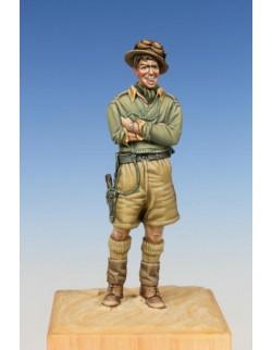 Italian Sapper WW I, (1 FIG.), The Bodi, TB-35074, 1:35