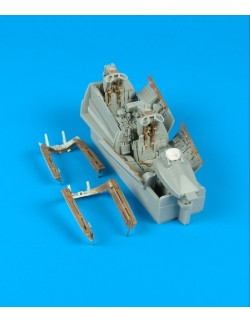 AIRES 2052, M.B. Mk H7 ejection seats (for F-4 USN) - 2 PCS. , Scale 1/32