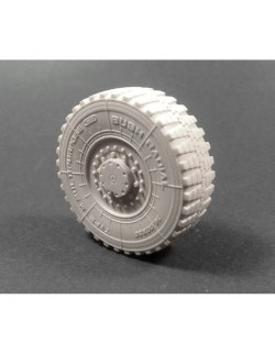 RE35-564, Road Wheels for Rooikat South African ARV (Bush Radia, PANZER ART 1/35