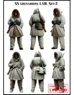 Evolution Miniatures 35006, German Grenadier World War II  set 1 (1 figure), SCALE 1:35